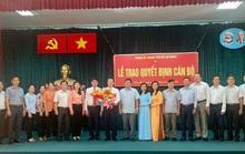 Ông Nguyễn Văn Hồng giữ chức Phó Bí thư Huyện ủy Cần Giờ