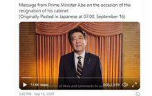 Lời chia tay xúc động ông Abe Shinzo