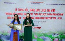 Cô giáo Đồng Tháp đoạt giải nhất cuộc thi viết những tấm gương tâm huyết