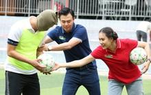 Diễn viên, MC Tuấn Tú tiếc nuối vì không thể trở thành cầu thủ chuyên nghiệp