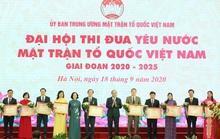 Thủ tướng: MTTQ Việt Nam tiếp tục khơi dậy sức mạnh đại đoàn kết toàn dân tộc