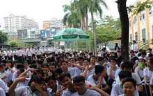 TP HCM dự kiến tổ chức thi lớp 10 vào ngày 2 và 3-6, ba môn thi đều tính hệ số 1