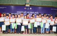 Gần 700 học sinh tranh tài tại Đấu trường toán học