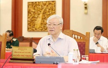 Tổng Bí thư, Chủ tịch nước: Công an nhân dân đóng vai trò quan trọng giữ gìn an ninh chính trị