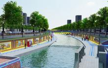 Công ty Nhật Việt nói cải tạo sông Tô Lịch miễn phí vì tình cảm