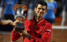 Djokovic phá kỷ lục thế giới khi đăng quang Rome Masters 2020