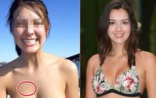 Hoa hậu Hồng Kông lần đầu nói về nghi án lộ ảnh khỏa thân