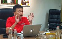 Cựu còi Vàng Võ Minh Trí đứng lớp dạy luật thi đấu cho SV-League 2020