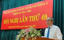 Khai mạc Hội nghị lần thứ 49 Ban Chấp hành Đảng bộ TP HCM khóa X