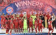 Bayern Munich thống trị trời Âu