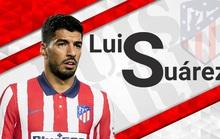 Những hình ảnh đầu tiên của Luis Suarez ở đội bóng mới Atletico Madrid
