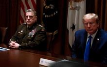 Lầu Năm Góc đứng ngồi không yên vì Tổng thống Trump