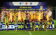 Vô địch U17 quốc gia: Bóng đá trẻ xứ Nghệ lấy lại uy danh