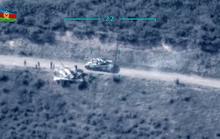 Azerbaijan tuyên bố quân đội Armenia chết và bị thương 550 người