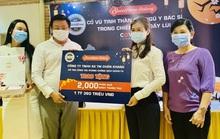 SWEETHOME BAKERY tặng 2.000 phần quà Trung thu cho đội ngũ y bác sĩ chống dịch Covid-19