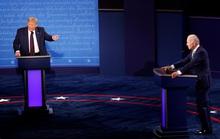 Ông Biden mạnh mẽ bất ngờ trong cuộc tranh luận với Tổng thống Trump