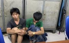 Trinh sát truy đuổi 2 tên cướp táo tợn ở quận 7