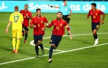 Thần đồng Barcelona tỏa sáng, Tây Ban Nha thắng vùi dập Ukraine