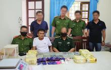Trắng đêm bắt 4 anh em họ mua bán 13 bánh heroin, 10.000 viên ma túy, 10 kg ma túy đá