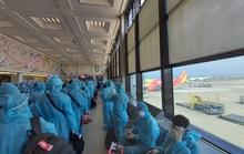 Sân bay Cần Thơ đón 230 người Việt từ Đài Loan