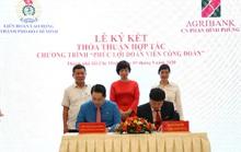 Agribank Chi nhánh Phan Đình Phùng ký kết thỏa thuận hợp tác với Liên đoàn Lao động TP. Hồ Chí Minh