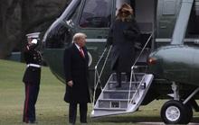 """Tổng thống Trump nói về """"những thắng lợi lịch sử"""""""