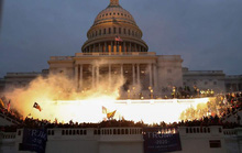 Đằng sau vụ bạo loạn Điện Capitol còn âm mưu không đơn giản?