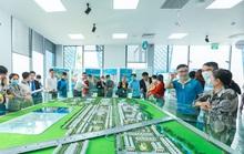 Giá căn hộ ven TP HCM tăng sốc
