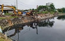 """Người dân lo """"mất Tết vì sống cạnh hồ điều tiết quanh năm ô nhiễm ở Đà Nẵng"""