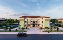 Đầu tư 6 tỉ đồng xây dựng trường mầm non cho tỉnh Phú Yên