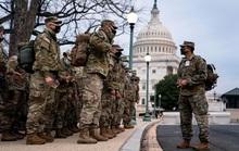 Lính Mỹ rầm rập đến Washington, Lầu Năm Góc lo những kịch bản khủng nhất