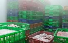 Cơ sở thực phẩm mua hơn 5 tấn lá lách bò, sụn gà... nhưng không có tờ giấy chứng nhận nào