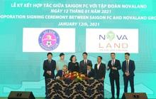 Novaland tài trợ cho Câu lạc bộ Sài Gòn FC