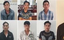 CLIP: 1 người chết, 9 kẻ bị bắt vì… nữ tiếp viên quán nhậu