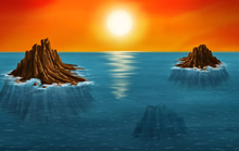 Phát hiện hòn đảo mất tích nơi sự sống Trái Đất đầu tiên ra đời
