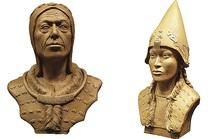 Kinh ngạc đôi nam nữ trở về từ mộ cổ đầy vàng 2.600 năm