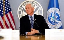 Phó Tổng thống Pence lần đầu gọi điện chúc mừng bà Harris
