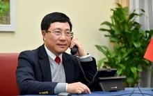 Phó Thủ tướng Điện đàm với Cố vấn An ninh Quốc gia Mỹ về thao túng tiền tệ