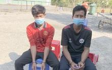 Bắt giam 2 người Campuchia tổ chức nhập cảnh trái phép