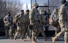 Mỹ: Hàng chục ngàn Vệ binh Quốc gia không ngừng đổ về Washington