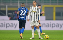 Ronaldo bất lực trong trận thua chủ nhà Inter Milan