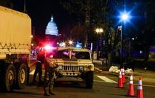 Đám đông biểu tình chùn bước, Washington vắng lặng như tờ