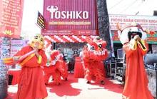 Toshiko khẳng định vị thế trên thị trường chăm sóc sức khỏe gia đình Việt