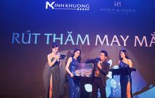Ca sĩ Bằng Kiều cùng Phương Vy Idol chúc mừng Hush & Hush ra mắt dòng sản phẩm mới 2021.