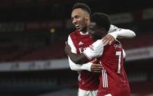 Hung thần Aubameyang bùng nổ, Arsenal thắng giòn giã Newcastle