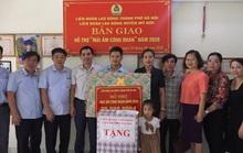 Hà Nội: Giúp đoàn viên nghèo an cư