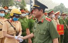 Triển khai phương án tổ chức lực lượng vũ trang tại sân bay Tân Sơn Nhất
