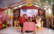 CHIN-SU mang không gian ẩm thực 3 miền đến Lễ Hội Tết Việt