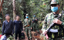 2 người vượt biên trái phép về Quảng Nam
