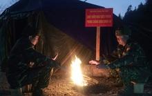 Cận cảnh cuộc sống của bộ đội biên phòng dưới cái rét cắt da cắt thịt nơi địa đầu Tổ quốc